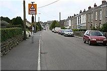 SW6637 : New Road, Troon by Tony Atkin