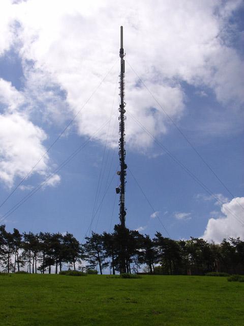 Hannington Transmitter