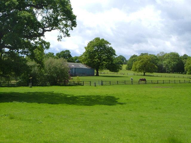 Near Underriver Farm