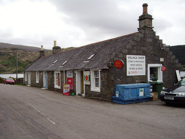 Strontian Post Office