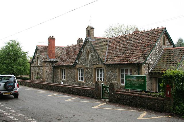 Churchstanton: Churchstanton School