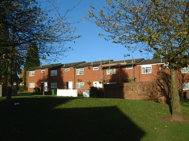 Brereton Housing and play area