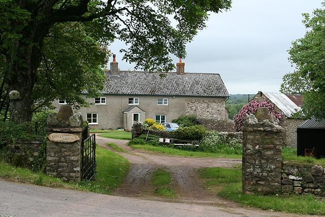 Churchstanton: Kedget Barton