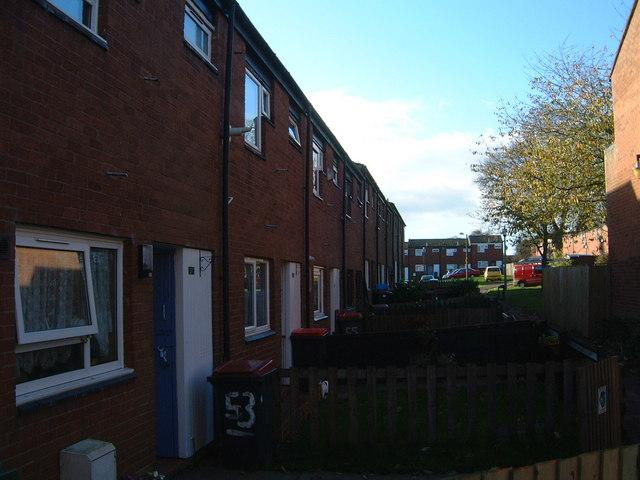 Blakemore housing
