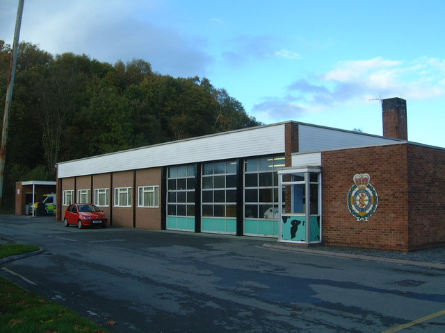 Tweedale Ambulance Station