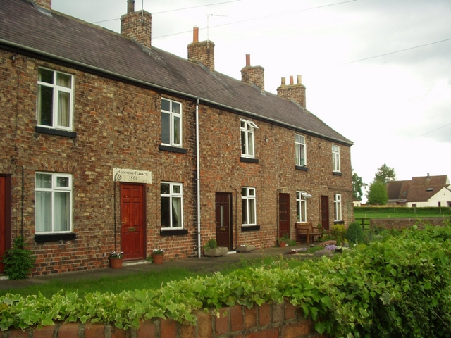 Hodgsons Terrace, Water End, Brompton by Northallerton