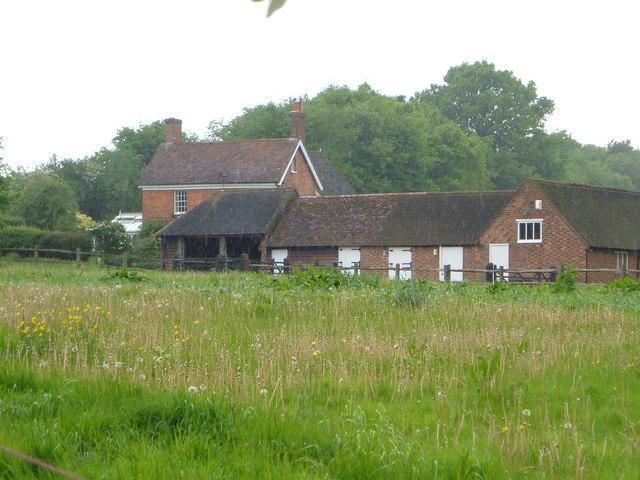 West Green Farm, Shipbourne