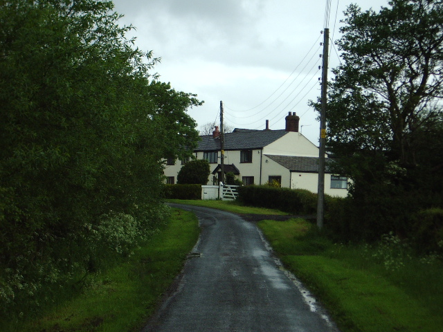 The Road to Moss Farm