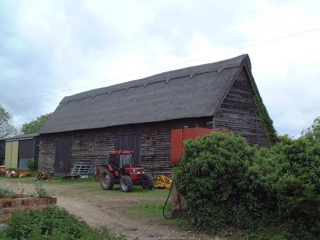 Upper Abbey Barn