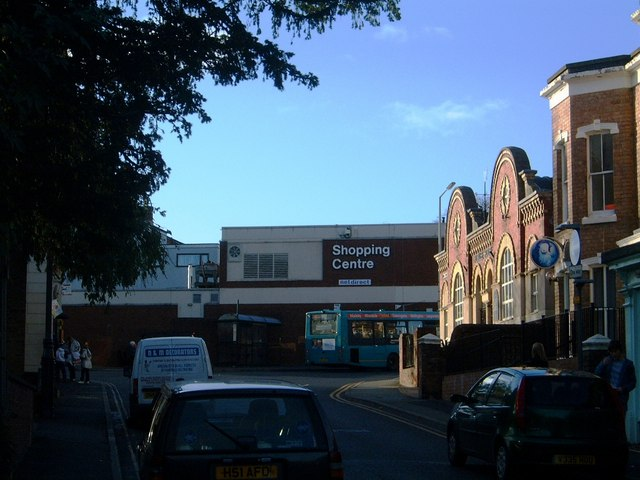 Madeley High Street