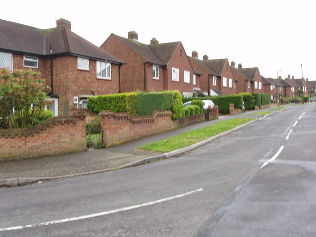 Manor Drive, Woodham