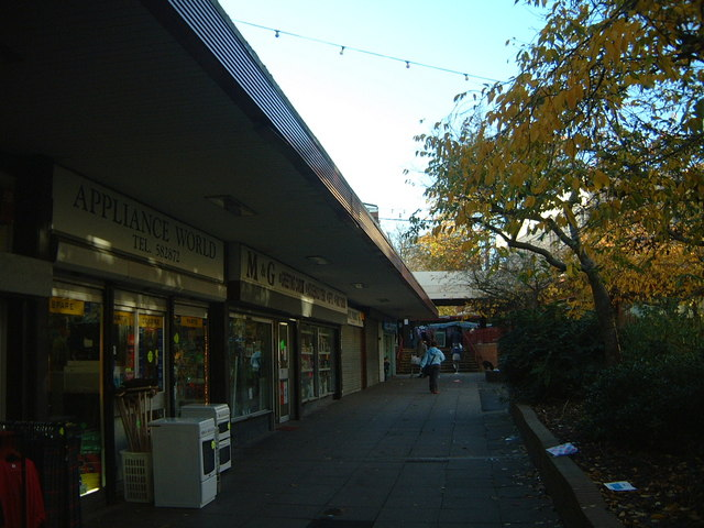 Madeley Shopping Centre