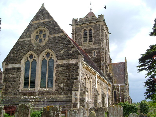 St Giles church, Shipbourne