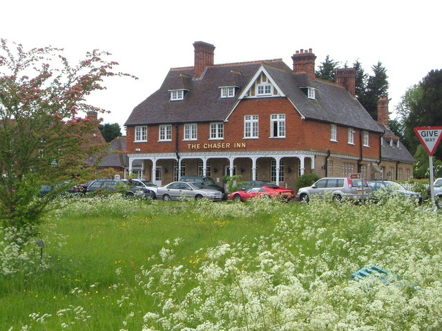 The Chaser Inn, Shipbourne