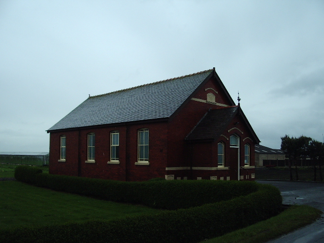 Hesketh Moss Methodist Church