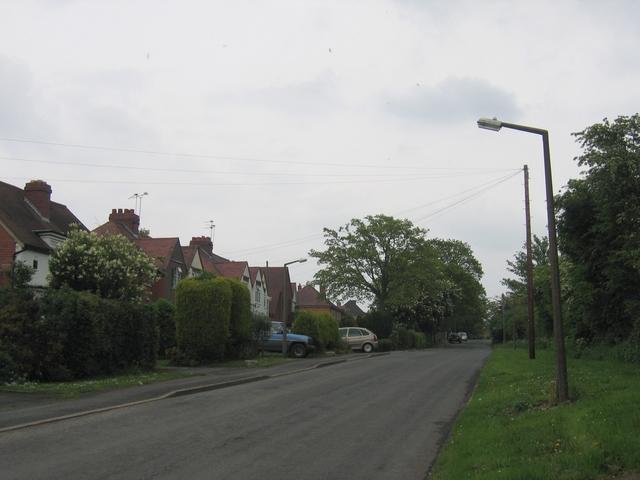 Crumpfields Lane