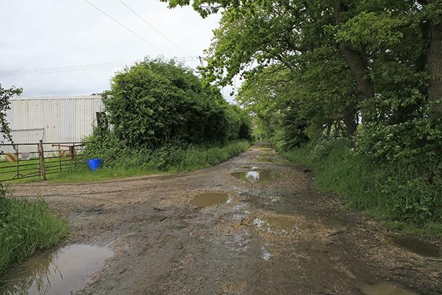 Mill Lane, Mount Pleasant