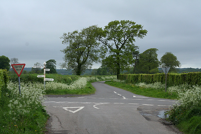 Churchstanton: a Blackdown crossroads