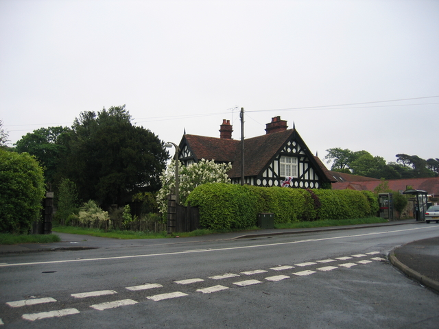 Lodge at Hewell Grange