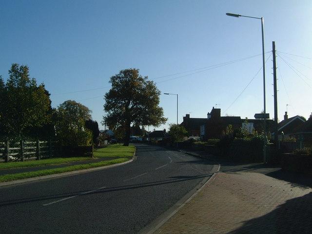 Hadley Park Road