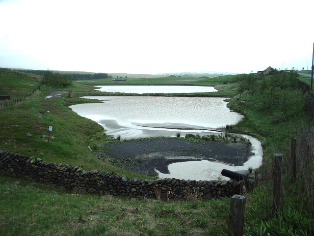 Settling Ponds