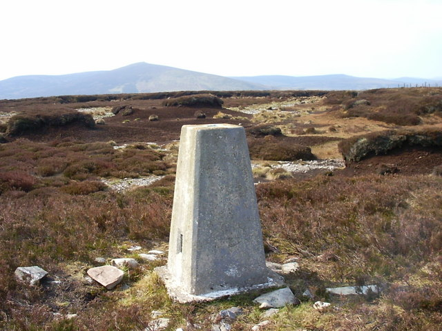 Mount of Haddoch trig