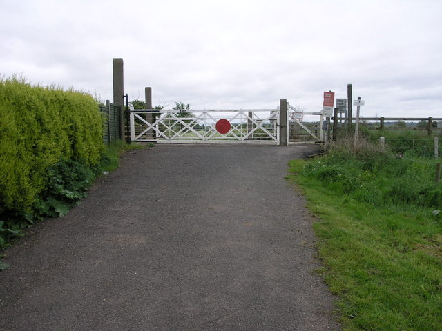 Wooden Gates Crossing