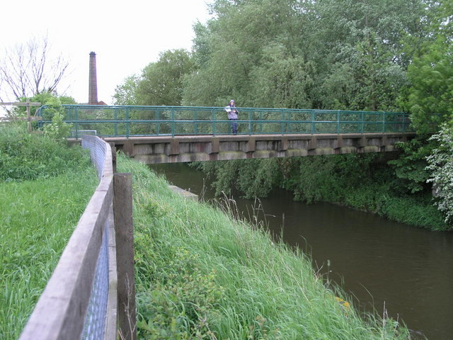 Bridge over the Idle