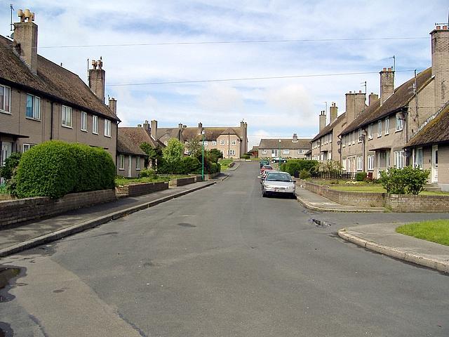 School Hill Estate, Castletown