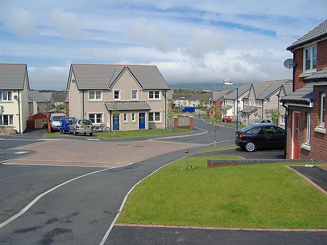 Ballalough estate, Castletown