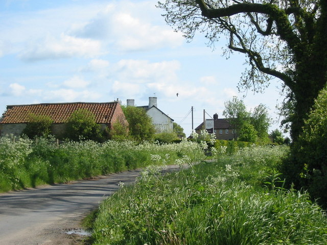 View towards The Schoolhouse Inn