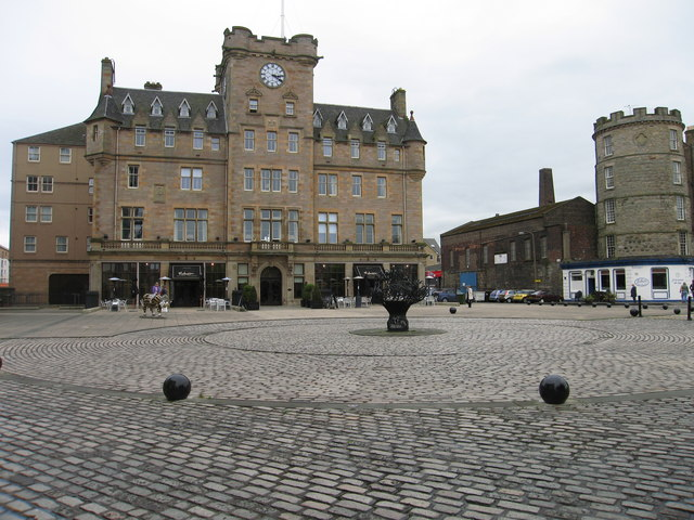 Malmaison Hotel Leith