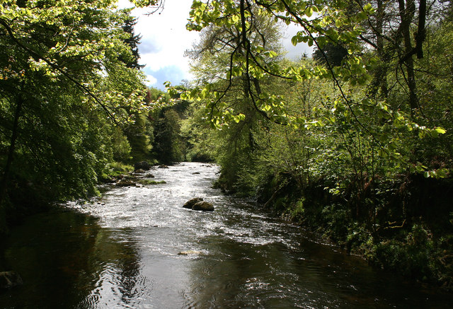 River South Esk