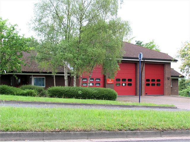 Waterlooville Fire Station