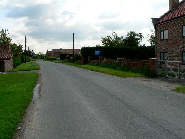 Old Trough Lane, Sandholme