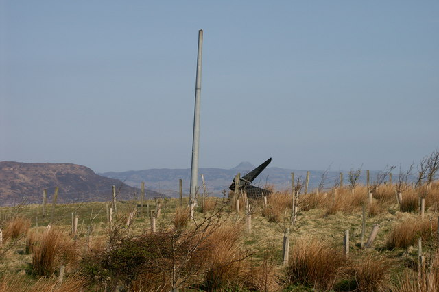 Wind Generator remains on Pabay's west coast.