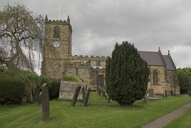 The Church at Kirkbymoorside