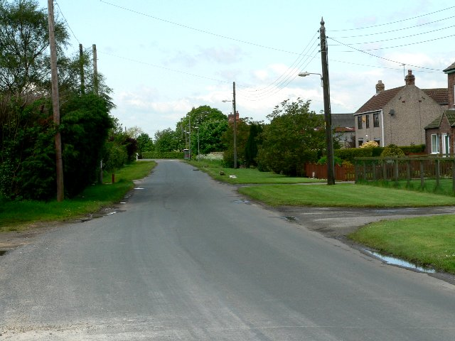 Old Trough Lane, Hive