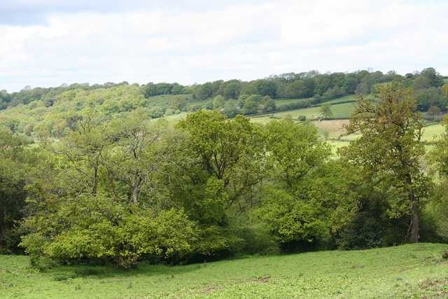 Clayhidon: the Bolham valley