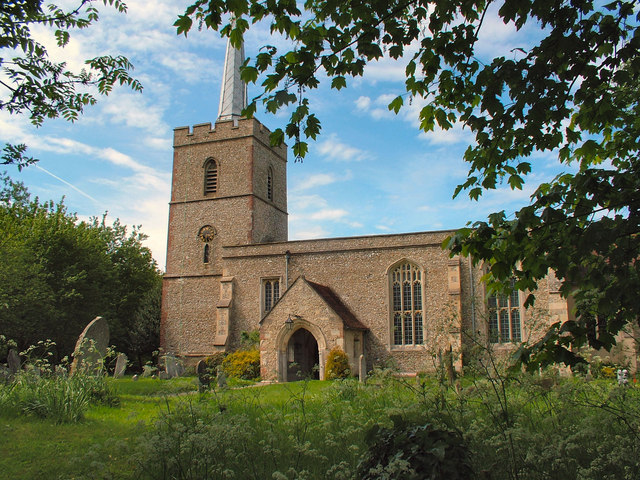 St John the Baptist Church, Cottered