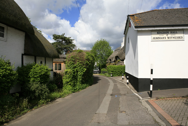 Coxstone Lane, Ringwood
