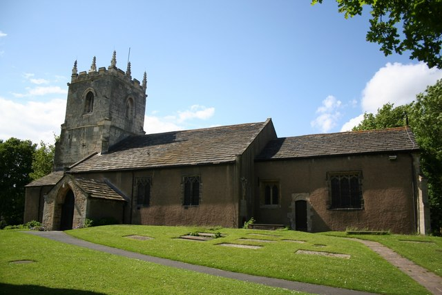 St.Wifrid's church, Cantley