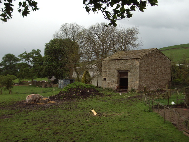 Barn at Sabden Fold