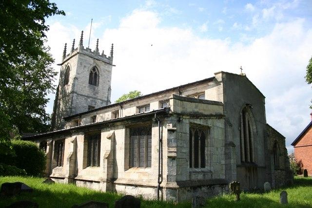 St.Nicholas' church, Bawtry