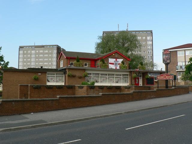 The Merry Monk, Kirkstall Hill, Kirkstall, Leeds