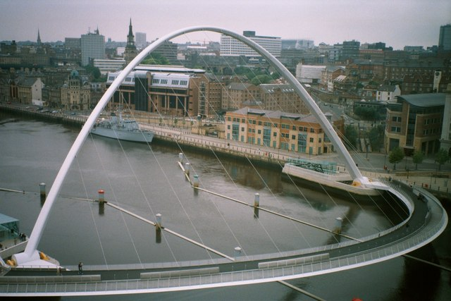 Millennium Eye  Bridge