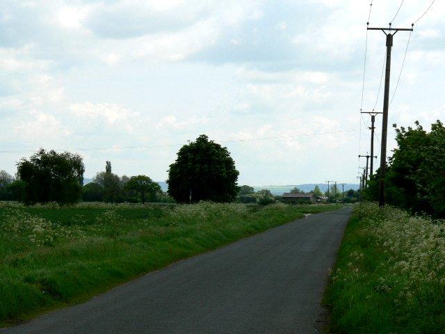 Eastrington to Sandholme Road