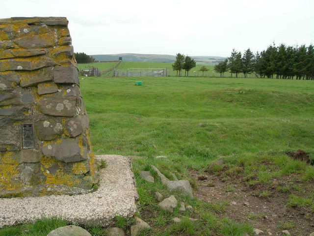 Trig Point and Settlement