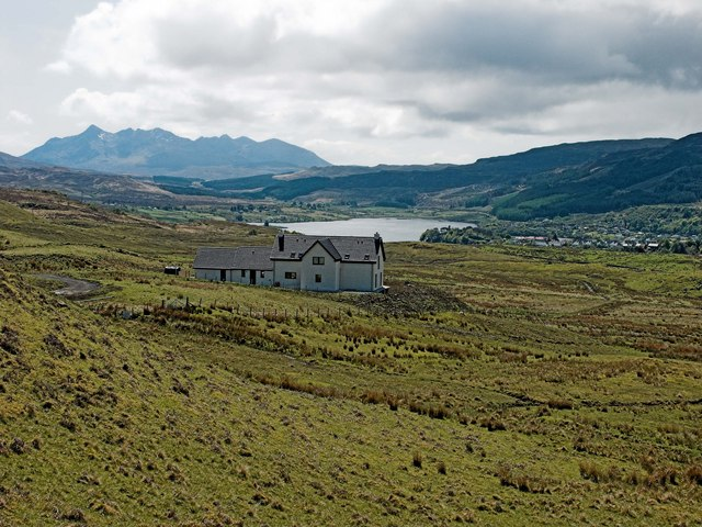 The New House at Torvaig