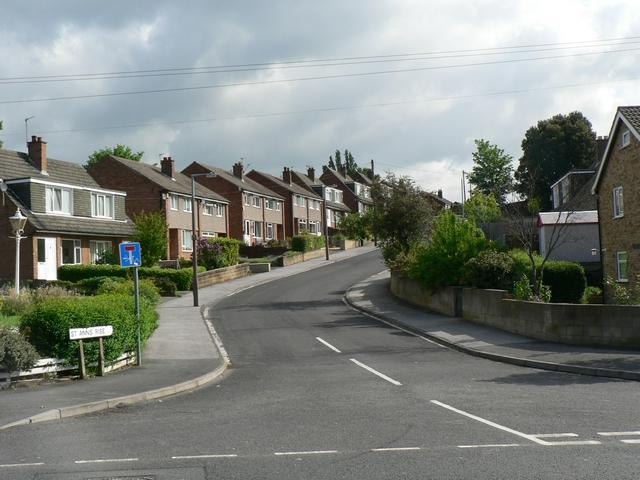St Ann's Rise, Kirkstall, Leeds